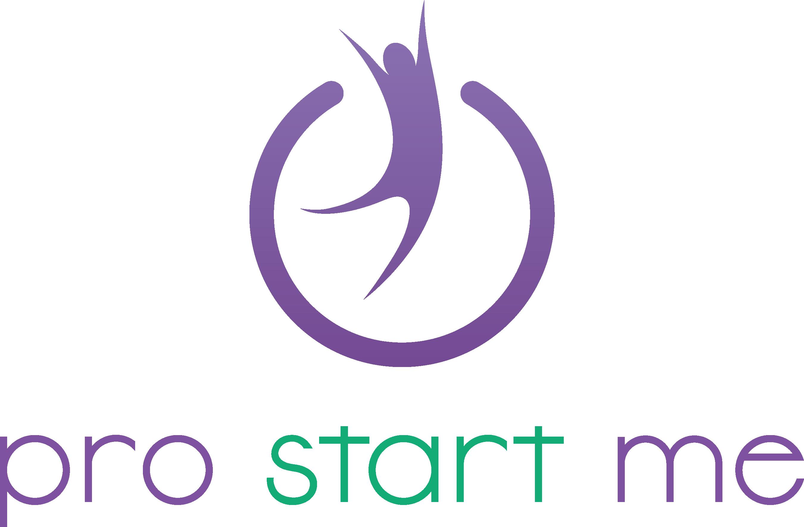 Pro Start Me_Logo