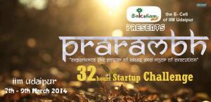 Prarambh Weekend Hackathon
