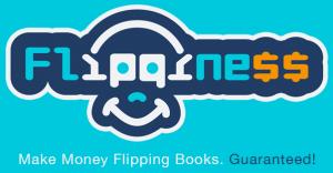 Flippiness - make money flipping books