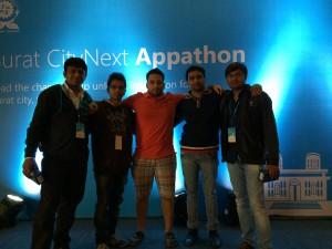 Hackathon Winning Team Pro Start Me